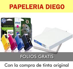 100 y 500 hojas DE REGALO